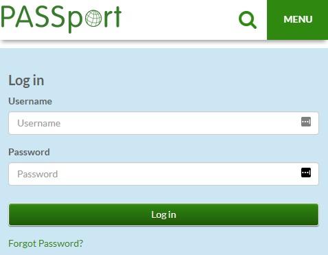 passport publix login